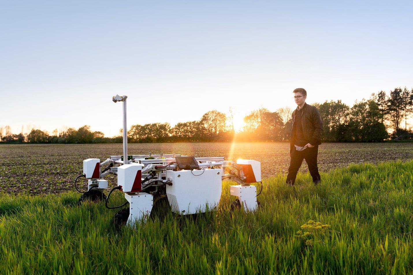 Ag Business Idea Modern Farming Technology